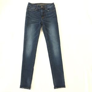 American Eagle Extreme Flex Super Skinny Jeans